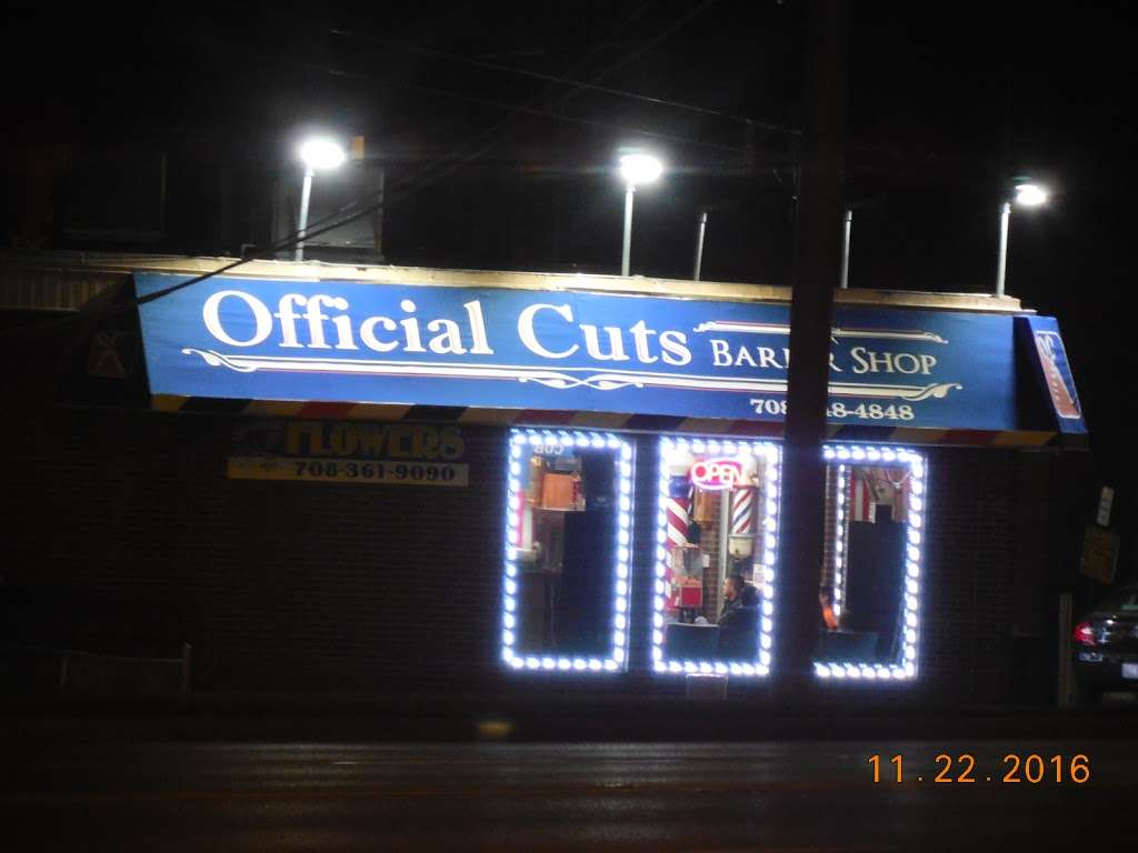 Official Cuts - hair care  | Photo 3 of 9 | Address: a, 2805, 10500, SW Hwy, Chicago Ridge, IL 60415, USA | Phone: (708) 448-4848