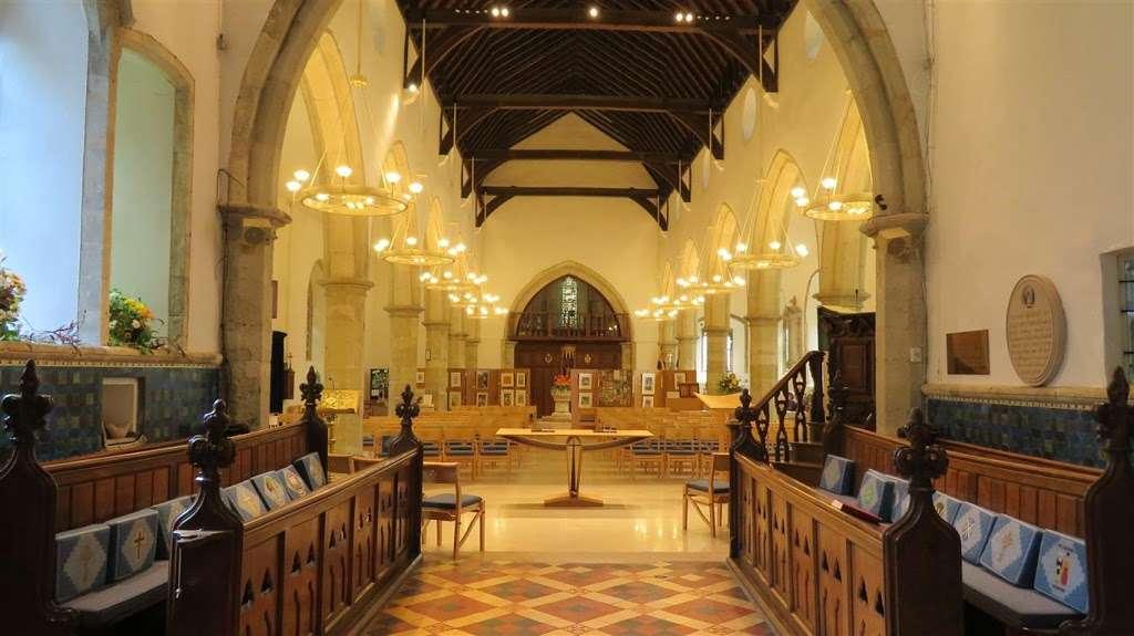 Saint John the Baptist Meopham - church    Photo 7 of 10   Address: Wrotham Rd, Meopham, Gravesend DA13 0AA, UK   Phone: 01474 813106