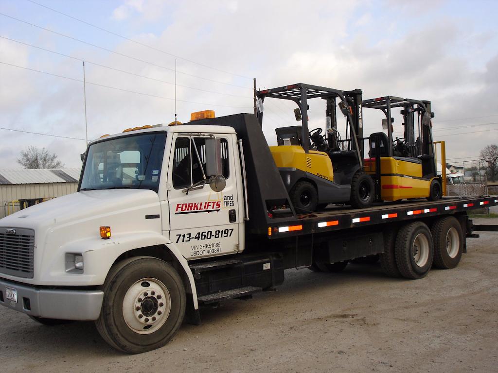 Forklifts & Tires - car repair  | Photo 3 of 9 | Address: 14503 Sommermeyer St, Houston, TX 77041, USA | Phone: (713) 460-8197