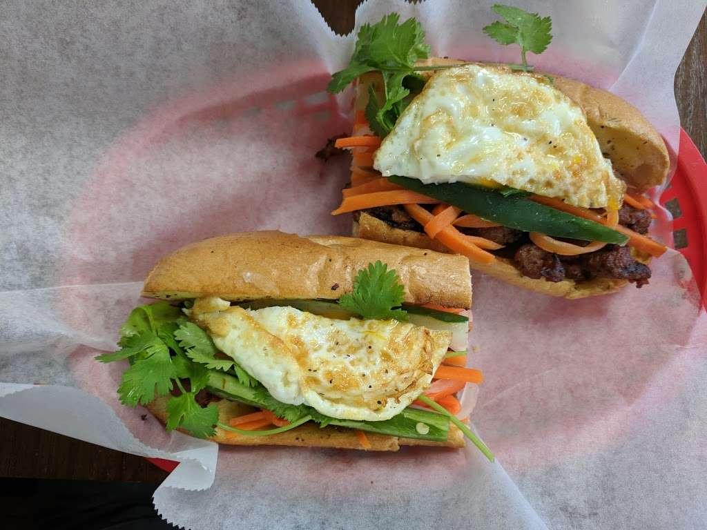 Crispy Banh Mi - restaurant  | Photo 7 of 10 | Address: 2934 Shamrock Dr, Charlotte, NC 28205, USA | Phone: (980) 237-7704