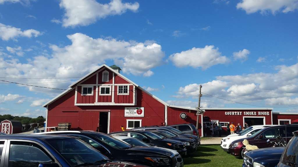 Harvest Time Orchards - bakery    Photo 7 of 10   Address: 36116 128th St, Twin Lakes, WI 53181, USA   Phone: (262) 877-4831
