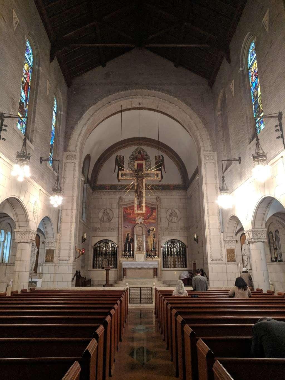 Carmelite Monastery - church  | Photo 2 of 2 | Address: 1400 66th Ave, Philadelphia, PA 19126, USA | Phone: (215) 424-6143