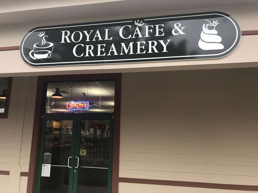 Royal Cafe & Creamery - cafe  | Photo 9 of 10 | Address: 11307 Manklin Creek Rd, Ocean Pines, MD 21811, USA | Phone: (410) 208-6200