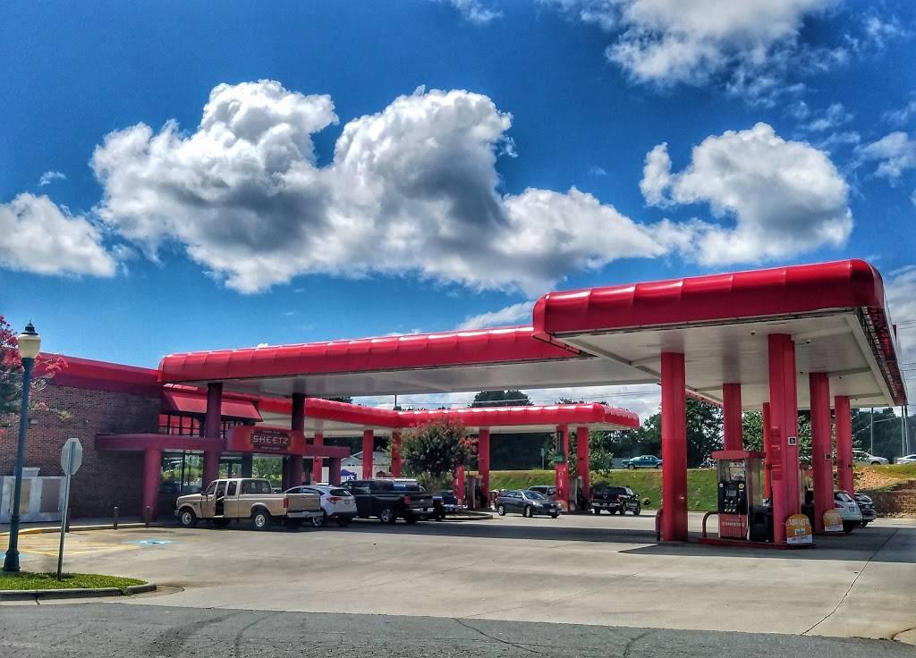 Sheetz #355 - gas station  | Photo 1 of 9 | Address: 5198 Reidsville Rd, Walkertown, NC 27051, USA | Phone: (336) 595-1126