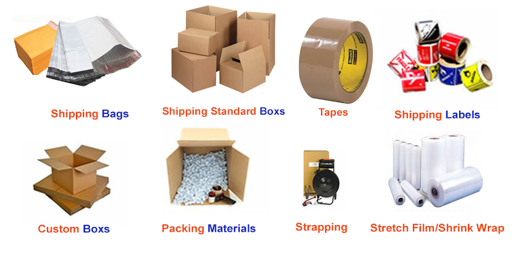 ABC Packing - Poly Bags, Poly Bubble, Shipping Supplies Wholesal - store  | Photo 7 of 8 | Address: 6234 Peachtree St, Commerce, CA 90040, USA | Phone: (213) 435-0585