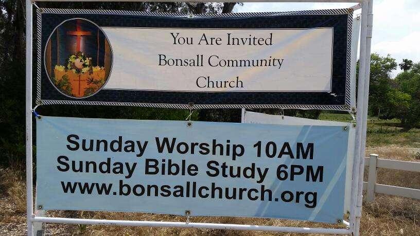 Bonsall Community Church - church  | Photo 9 of 9 | Address: 31552 Old River Rd, Bonsall, CA 92003, USA | Phone: (760) 945-1276