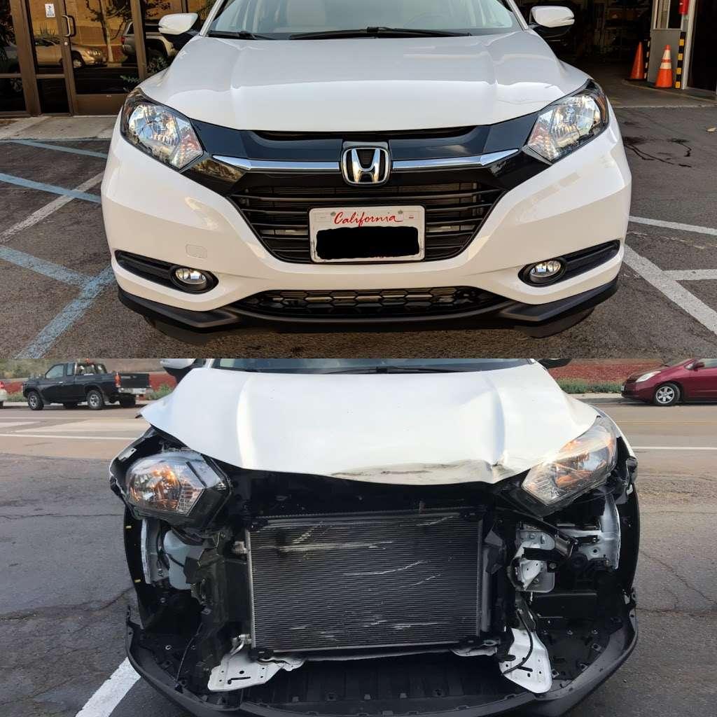 SE Autobody / Collision Center - car repair    Photo 7 of 10   Address: 2175 Hancock St, San Diego, CA 92110, USA   Phone: (619) 260-1167