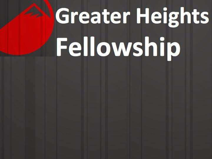 Greater Heights Fellowship - church  | Photo 3 of 3 | Address: 2032 County Rd 220, Angleton, TX 77515, USA | Phone: (979) 864-3330