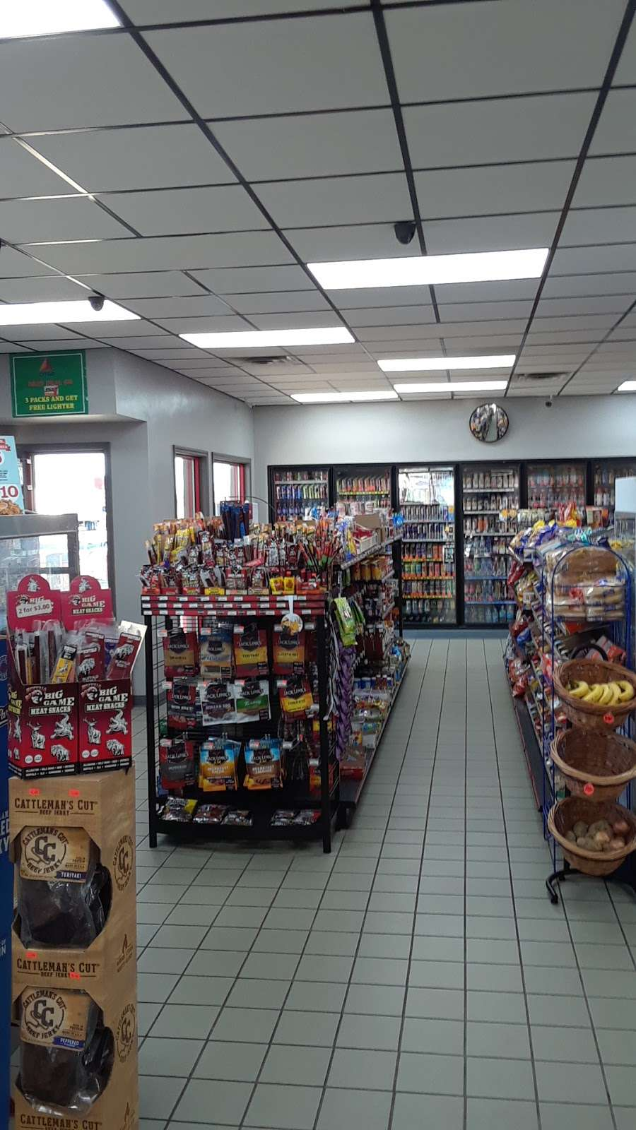 HANKS TRUCK STOP - gas station  | Photo 1 of 10 | Address: 1799 US-30, Hanna, IN 46340, USA | Phone: (219) 797-2244