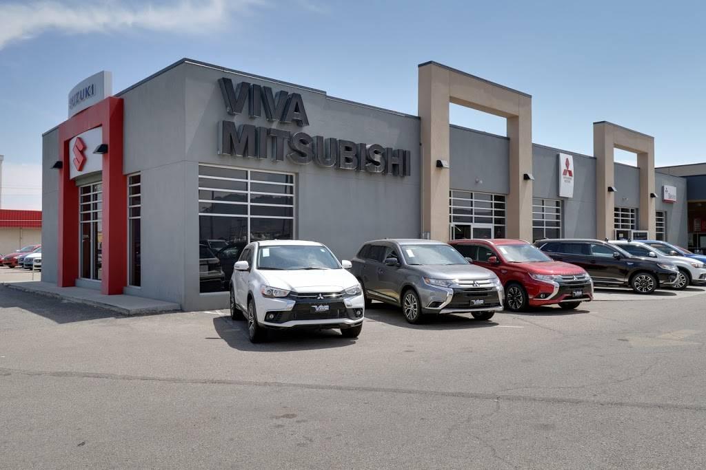 Viva Mitsubishi - car dealer    Photo 3 of 3   Address: 10310 Montana Ave, El Paso, TX 79925, USA   Phone: (915) 782-1600