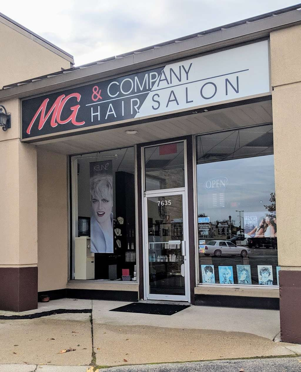 Mg & Company Hair Salon - hair care  | Photo 6 of 10 | Address: 7635 W Beloit Rd, West Allis, WI 53219, USA | Phone: (414) 541-6990