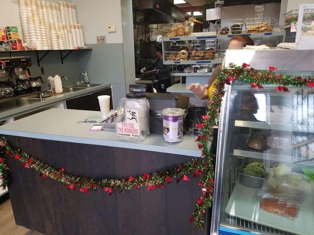 Bagel Base - bakery  | Photo 1 of 10 | Address: 454 Market St, Elmwood Park, NJ 07407, USA | Phone: (201) 796-9555