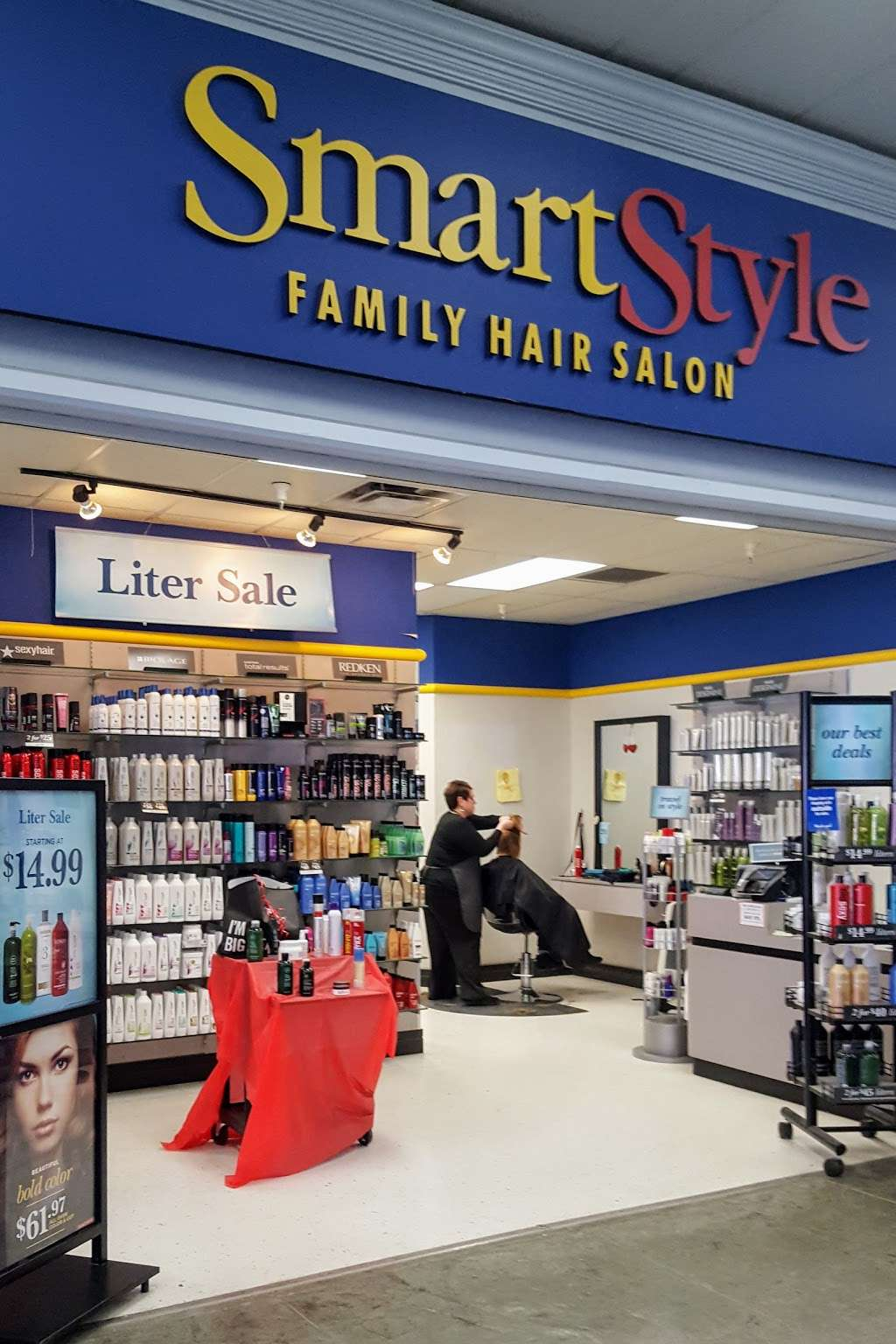 Smartstyle Hair Salon 220 Route 6 And 120 Located Inside Walmart 2064 Milford Pa 18337 Usa
