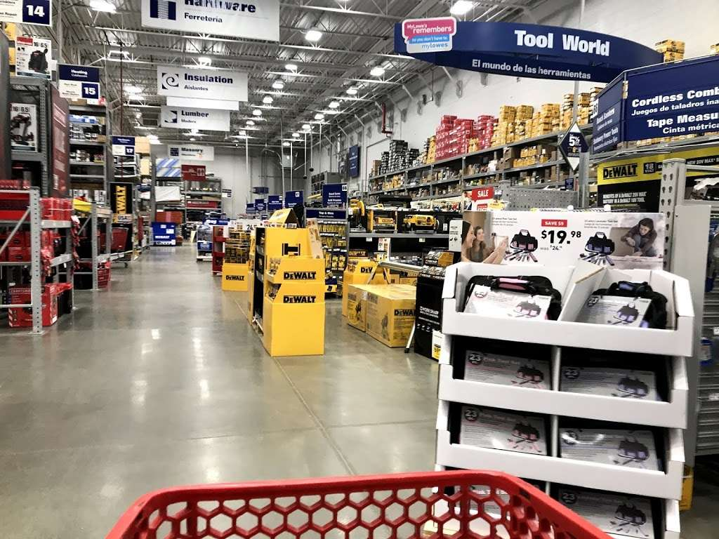 Lowes Home Improvement - hardware store  | Photo 2 of 9 | Address: 1751 E Monte Vista Ave, Vacaville, CA 95688, USA | Phone: (707) 455-4400