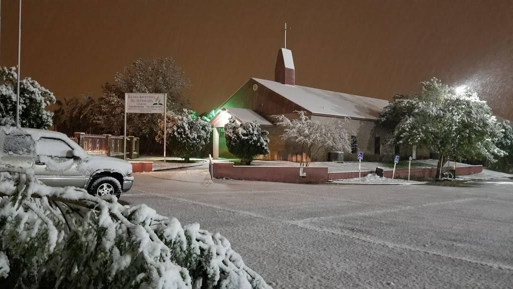 Iglesia Adventista del Séptimo Día - church  | Photo 3 of 8 | Address: 3108 Columbia Dr, Laredo, TX 78046, USA | Phone: (956) 645-0793