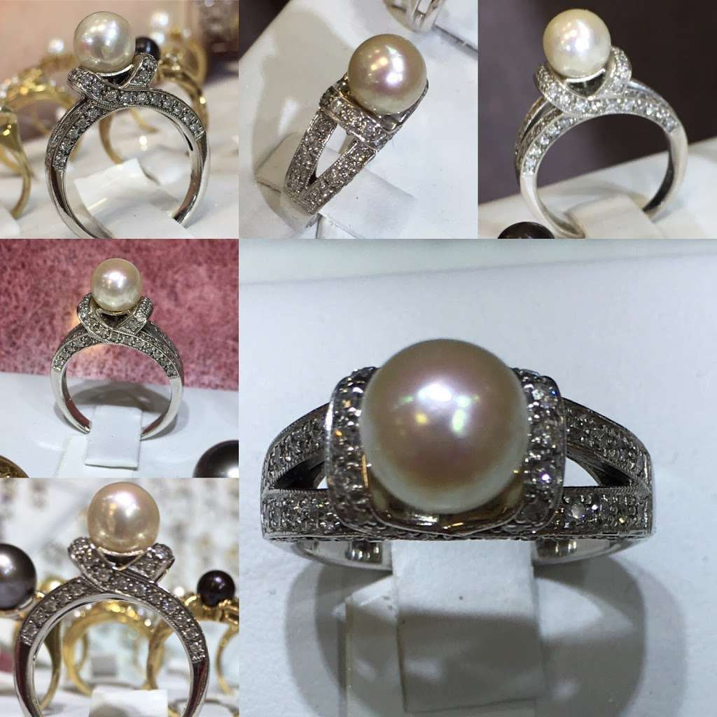 A Marsel's Jewelry - jewelry store  | Photo 7 of 10 | Address: 515 River Rd Booth 5 &, 7, Edgewater, NJ 07020, United States | Phone: (201) 342-4400