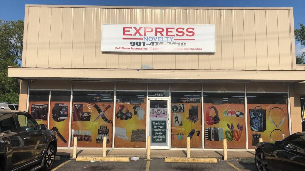 EXPRESS NOVELTY INC. - store  | Photo 4 of 6 | Address: 1612 Getwell Rd, Memphis, TN 38111, USA | Phone: (901) 474-7419