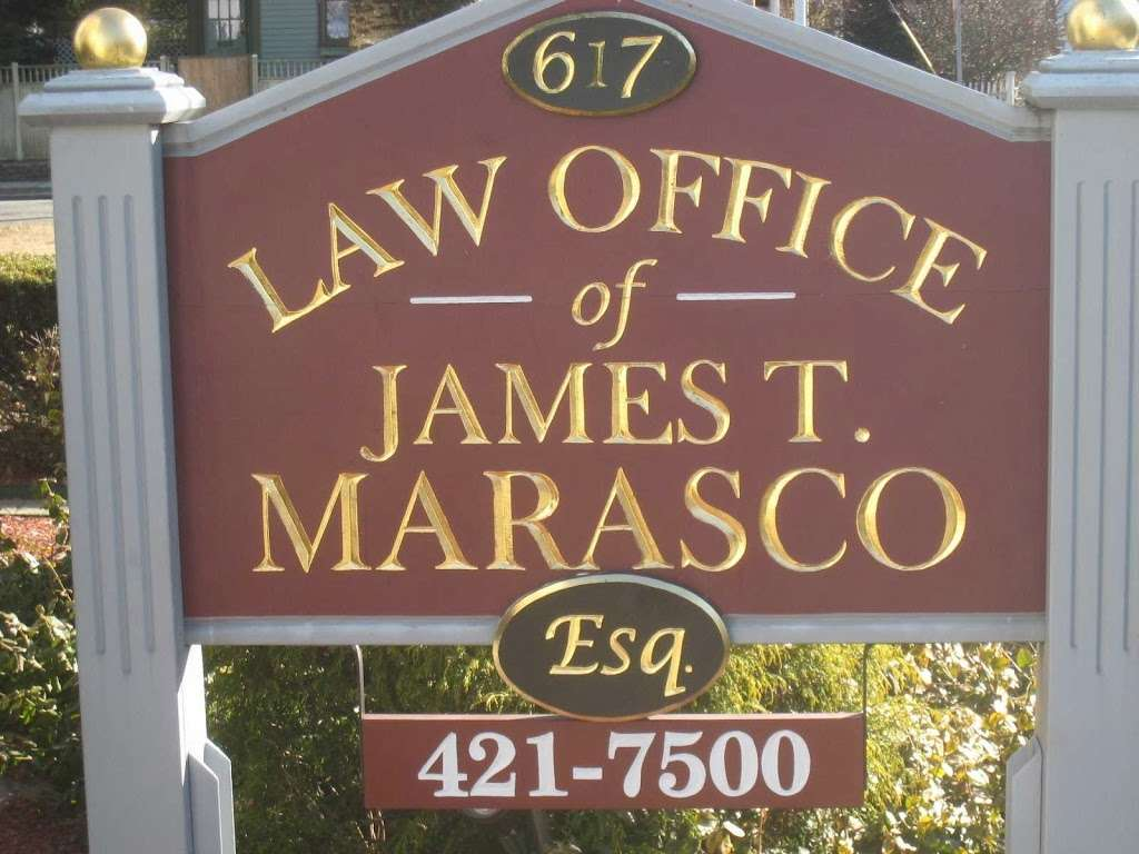 The Law Firm of James T. Marasco and Associates - lawyer  | Photo 2 of 2 | Address: 47 Belvedere St, Johnston, RI 02919, USA | Phone: (401) 421-7500