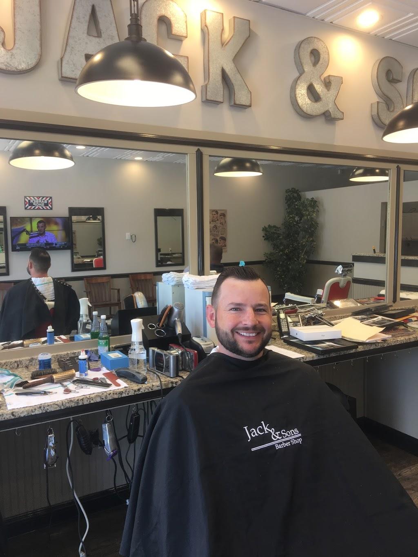 Jack and Sons Barber Shop Johns Creek - hair care  | Photo 5 of 8 | Address: 3719 Old Alabama Rd, Alpharetta, GA 30022, USA | Phone: (470) 294-3777