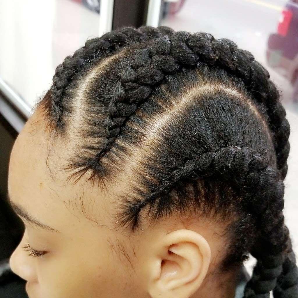 Mama African Hair Braiding - hair care  | Photo 9 of 10 | Address: 162 Rockaway Ave, Brooklyn, NY 11233, USA | Phone: (718) 635-1543