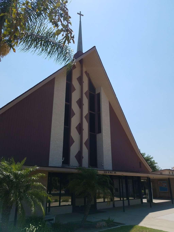 Anaheim Christian Reformed Church - church    Photo 2 of 4   Address: 530 N Dale Ave, Anaheim, CA 92801, USA   Phone: (714) 828-4083