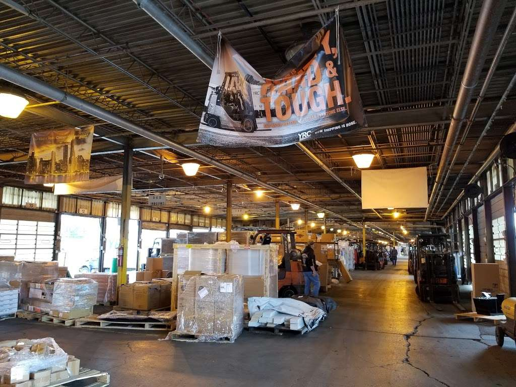 YRC Freight - Moving company | 1000 Chaddick Dr, Wheeling