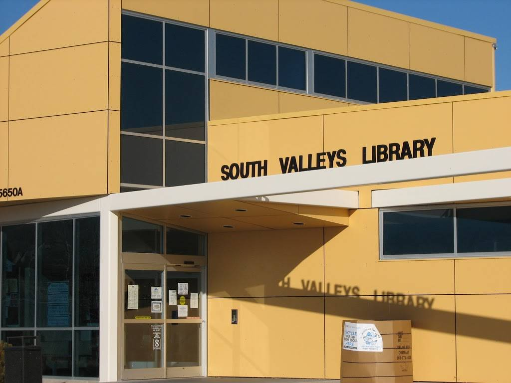South Valleys Library - library  | Photo 1 of 9 | Address: 15650 Wedge Pkwy, Reno, NV 89511, USA | Phone: (775) 851-5190