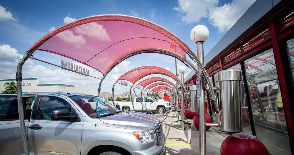 Triple Play Express Car Wash - Tulsa Hills - car wash  | Photo 2 of 9 | Address: 7855 S Olympia Ave, Tulsa, OK 74132, USA | Phone: (918) 289-0009