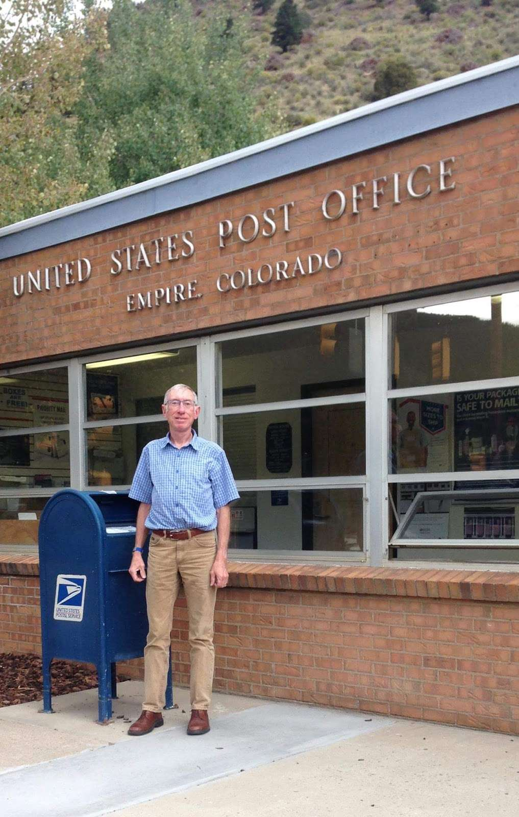 United States Postal Service - post office  | Photo 1 of 8 | Address: 215 W Park Ave, Empire, CO 80438, USA | Phone: (800) 275-8777