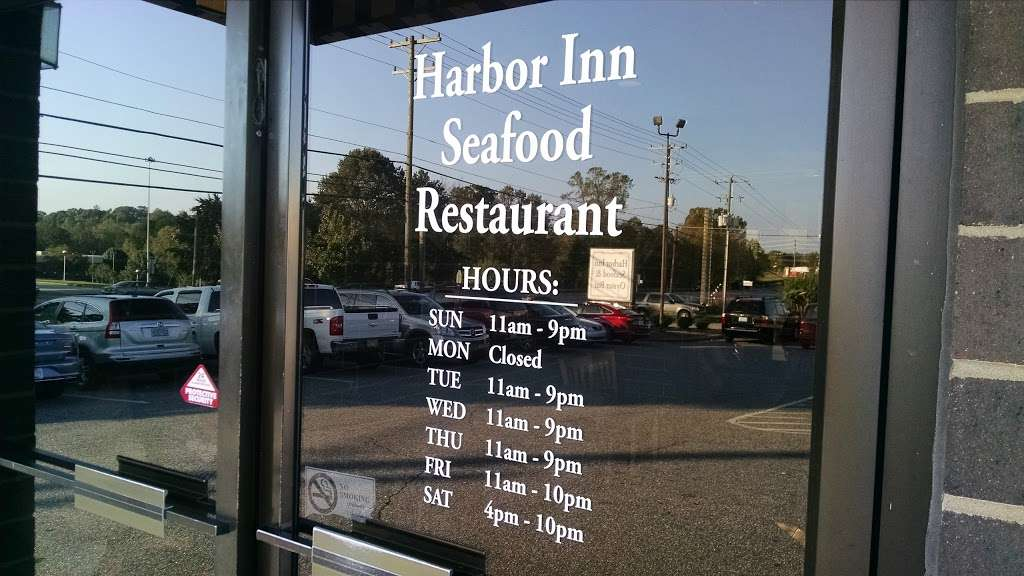 Harbor Inn Seafood - restaurant  | Photo 5 of 10 | Address: 2555 US Hwy 70 SE, Hickory, NC 28602, USA | Phone: (828) 328-1100