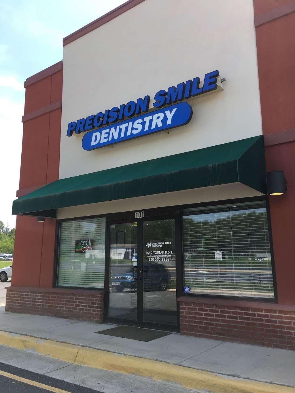 Precision Smile Dentistry - Stafford VA - dentist  | Photo 8 of 10 | Address: 963 Garrisonville Rd #101, Stafford, VA 22556, USA | Phone: (540) 300-2255