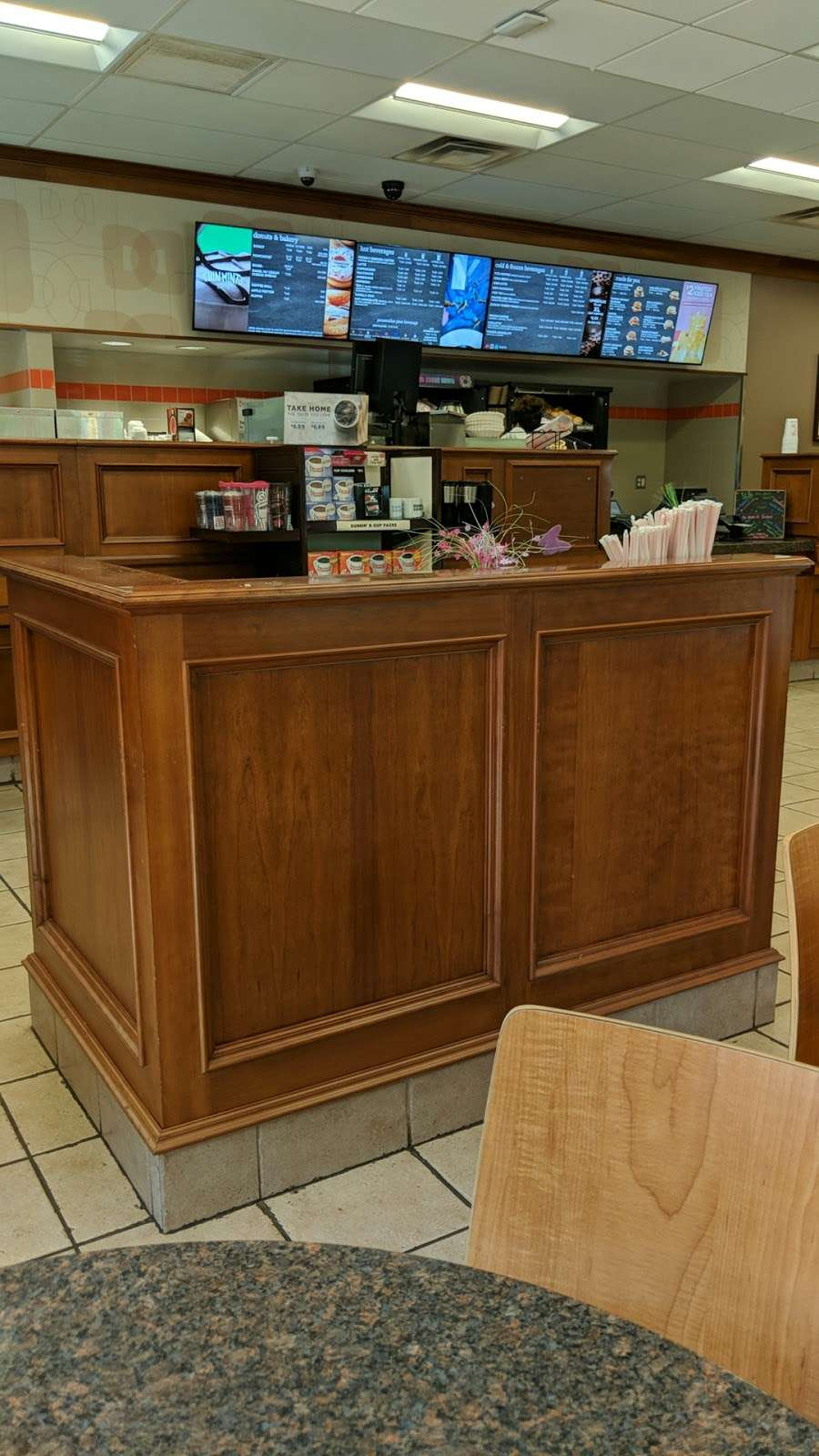 Dunkin - bakery    Photo 9 of 10   Address: 1452 Broncos Hwy Unit A-1, Burrillville, RI 02826, USA   Phone: (401) 567-0172