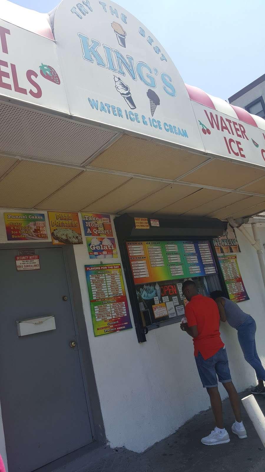 ATM Kings Water Ice - atm  | Photo 1 of 1 | Address: 1641-45 N 33rd St, Philadelphia, PA 19124, USA | Phone: (800) 627-3999