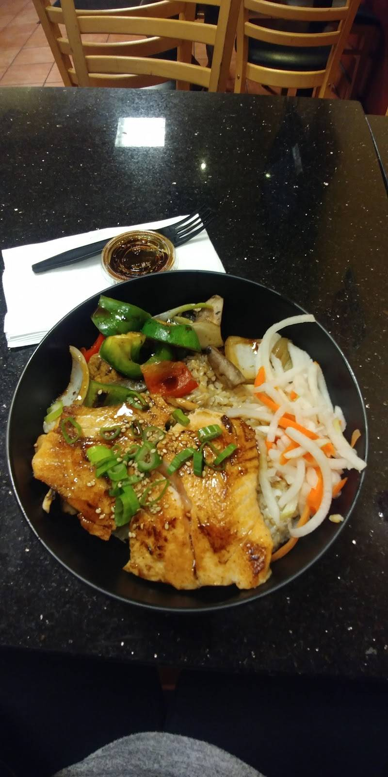 The Bowl Asian Kitchen - restaurant  | Photo 5 of 5 | Address: 12430 Day St STE C3, Moreno Valley, CA 92553, USA | Phone: (951) 697-7707