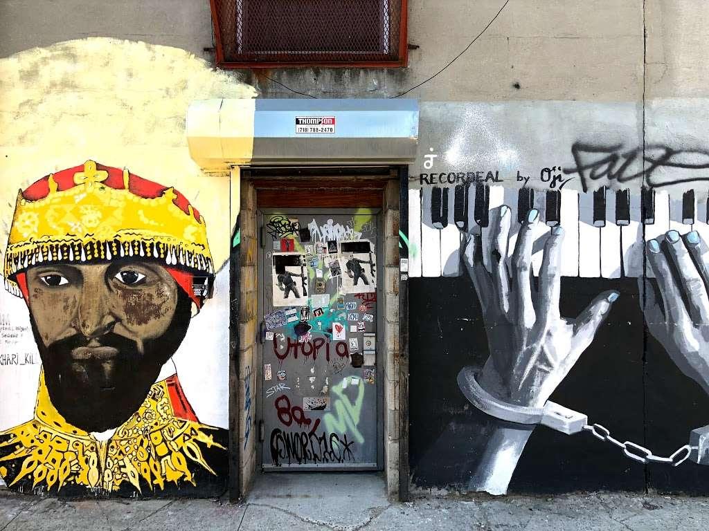 The Bushwick Collective - art gallery  | Photo 4 of 10 | Address: St Nicholas Ave, Brooklyn, NY 11237, USA