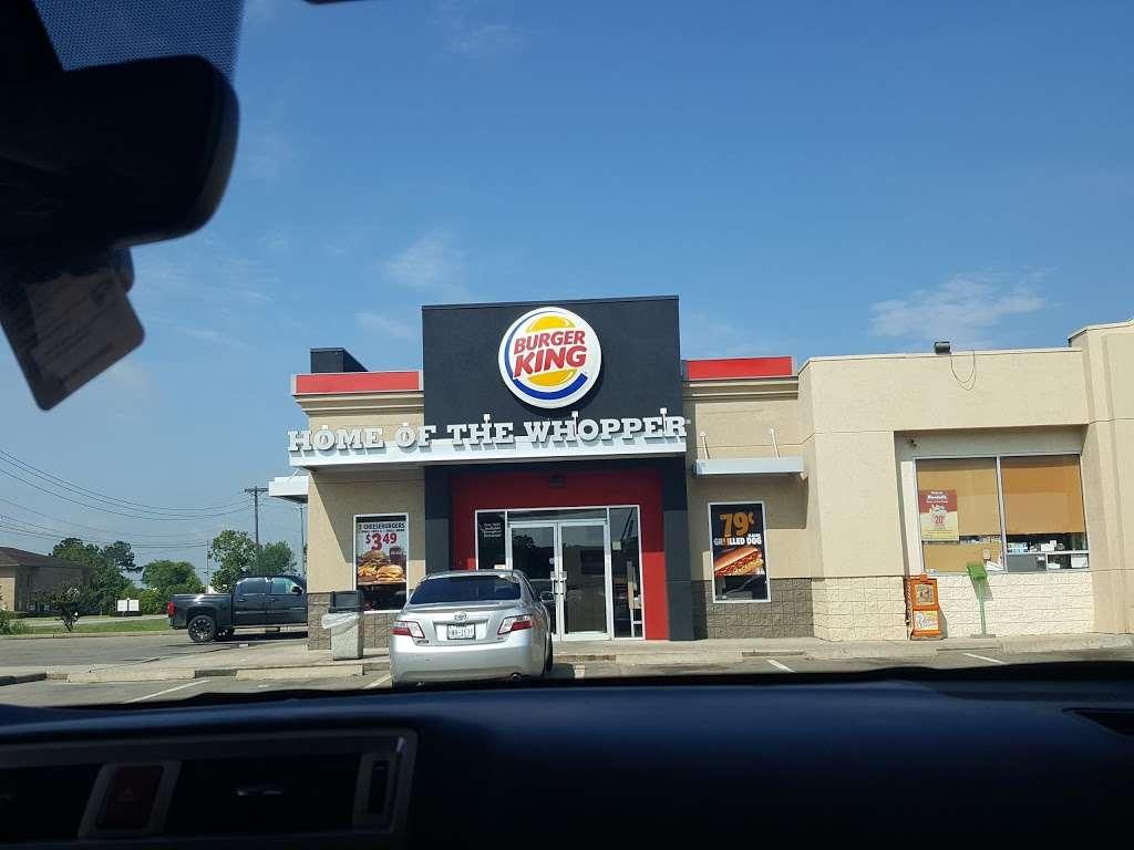 Burger King - Restaurant | 5651 Fm 646 Rd W, Dickinson, TX