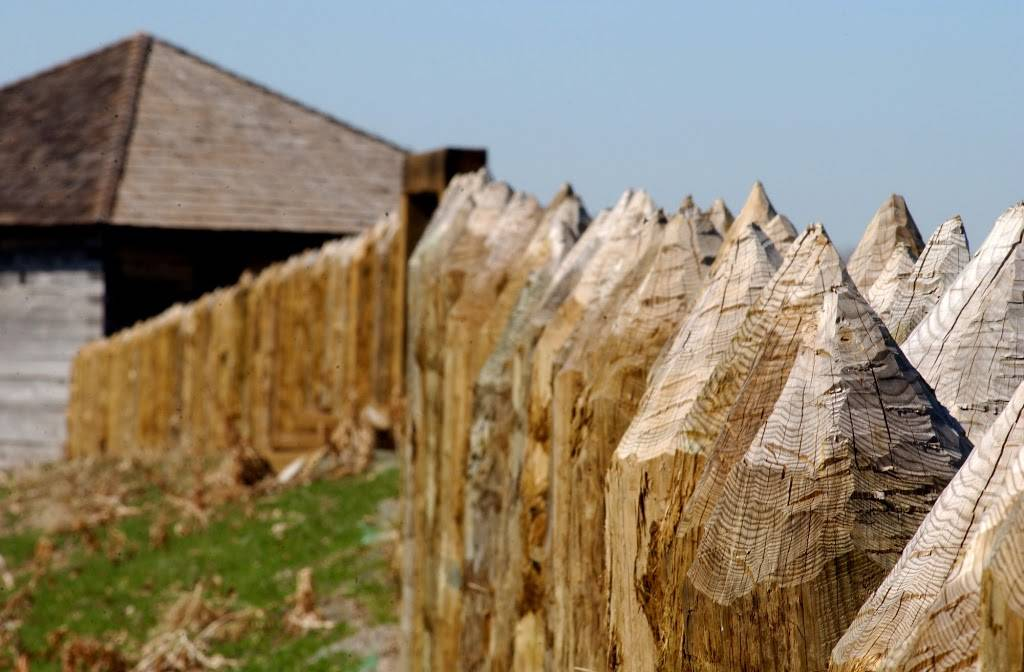 Fort Meigs Historic Site - museum    Photo 1 of 8   Address: 29100 W River Rd, Perrysburg, OH 43551, USA   Phone: (419) 874-4121