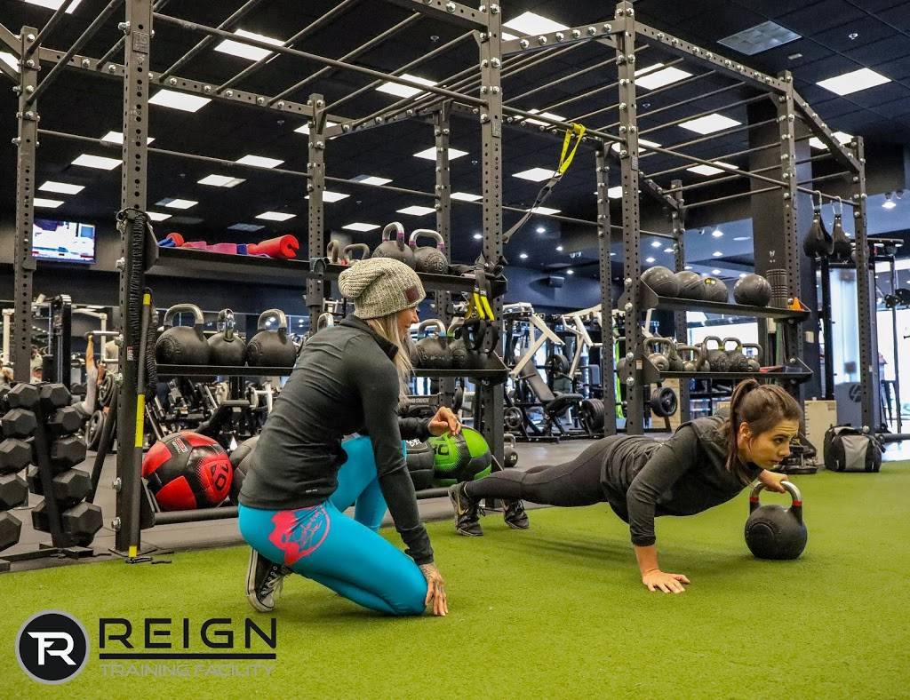 Reign Training Facility - gym  | Photo 7 of 8 | Address: 2785 Cabot Dr STE 135, Corona, CA 92883, USA | Phone: (951) 603-3242