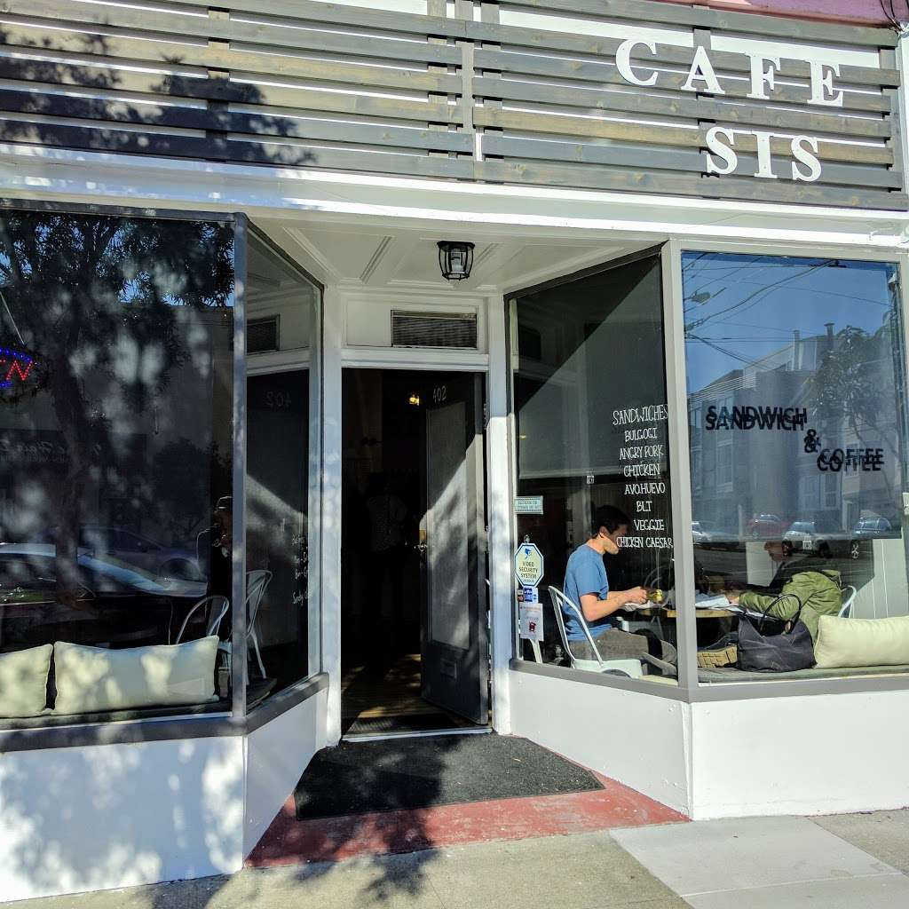 Cafe Sis - restaurant  | Photo 3 of 10 | Address: 402 Balboa St, San Francisco, CA 94118, USA