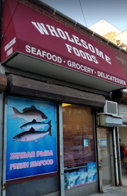 Wholesome Organic Foods Russian Delicatessen and Live Fresh Fish - store  | Photo 3 of 10 | Address: 67-05 Austin St, Forest Hills, NY 11375, USA | Phone: (516) 522-0678