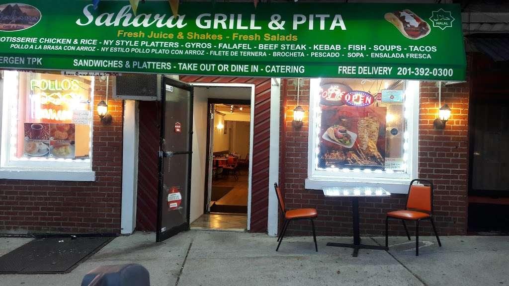 Sahara Grill & Pita - restaurant  | Photo 3 of 10 | Address: 3812 Bergen Turnpike, Union City, NJ 07087, USA | Phone: (201) 392-0300