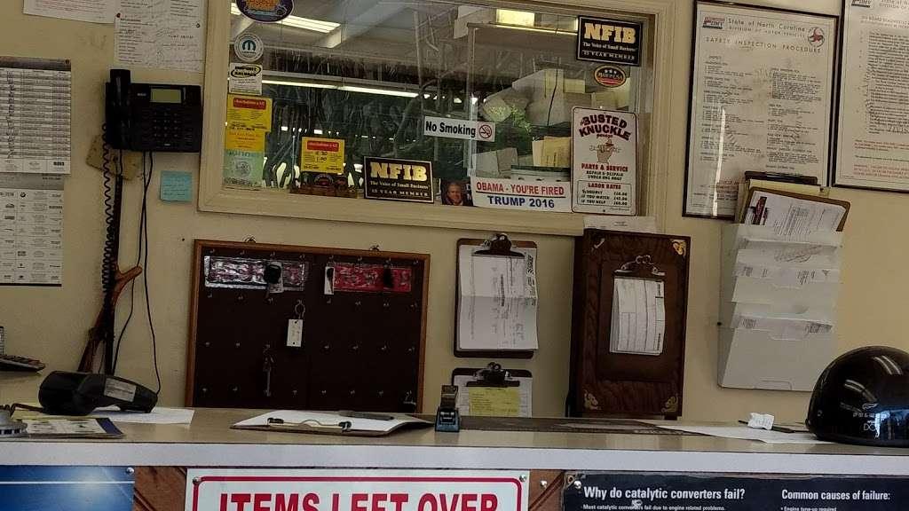 A-1 Muffler & Service Center - car repair  | Photo 2 of 2 | Address: 3350 Highland Ave NE, Hickory, NC 28601, USA | Phone: (828) 324-2874