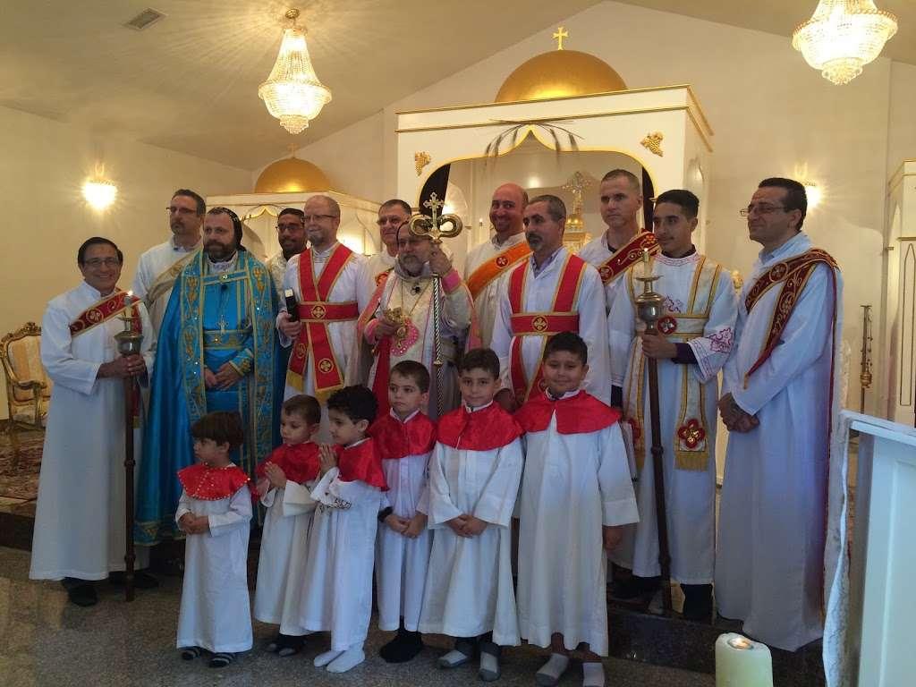 St. Aphraim Syriac Orthodox Church - church  | Photo 2 of 10 | Address: 6200 Indian Run Pkwy, Alexandria, VA 22312, USA | Phone: (703) 785-8457