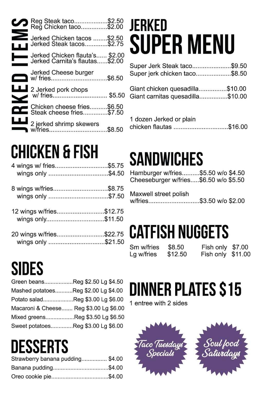 Monis Soulfood Fiesta - restaurant    Photo 6 of 7   Address: 850 Pappas Dr, DeKalb, IL 60115, USA   Phone: (815) 901-0797