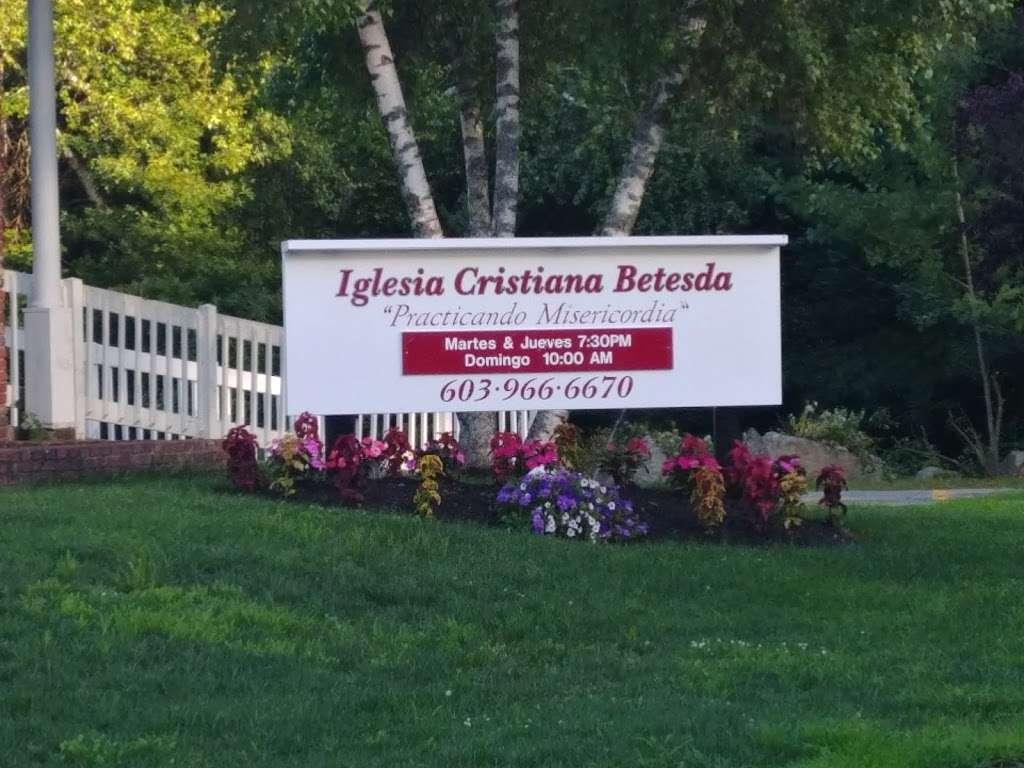 Iglesia Cristiana Betesda. Pastor: Rubero Adorno - church  | Photo 1 of 4 | Address: 24 Echo Ave, Nashua, NH 03060, USA | Phone: (603) 966-6670