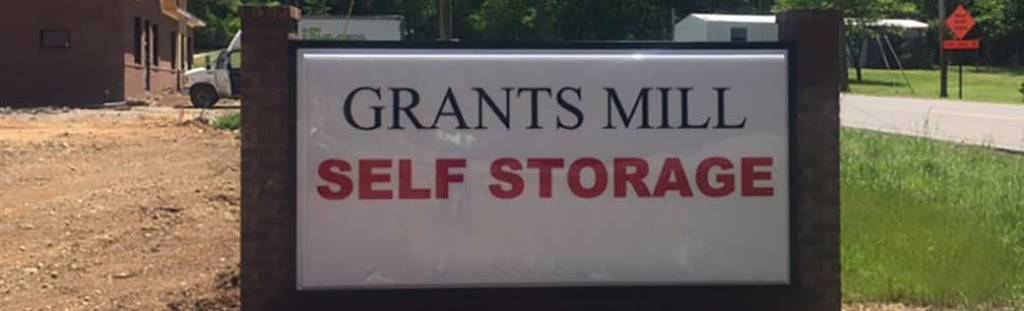 Grants Mill Self Storage - storage  | Photo 1 of 3 | Address: 2981 Grants Mill Rd, Leeds, AL 35094, USA | Phone: (205) 598-3550
