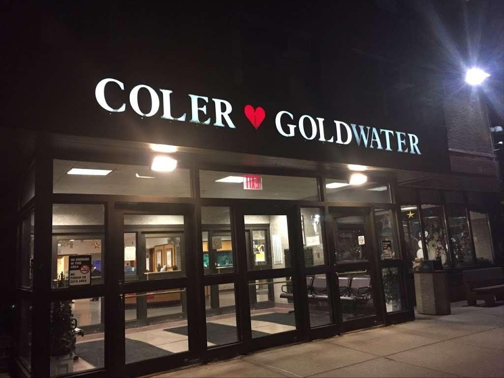 NYC Health + Hospitals/Coler - health  | Photo 5 of 10 | Address: 900 Main St, Roosevelt Island, NY 10044, USA | Phone: (646) 694-6680