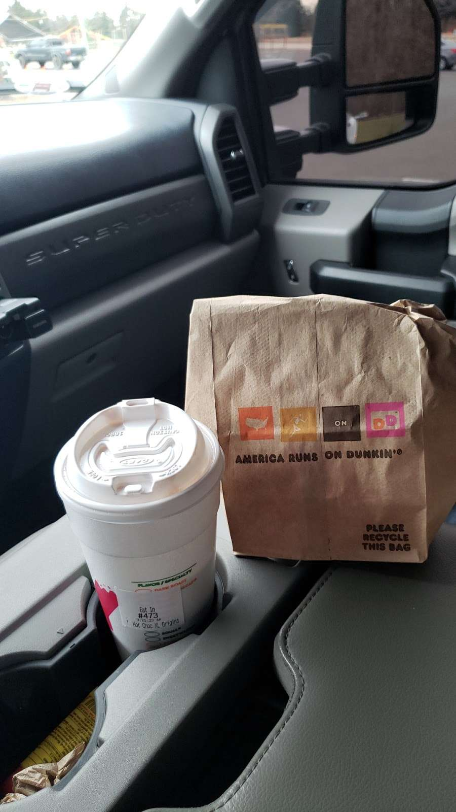 Dunkin Donuts - cafe    Photo 9 of 10   Address: 296 White Horse Pike, Atco, NJ 08004, USA   Phone: (856) 768-2233