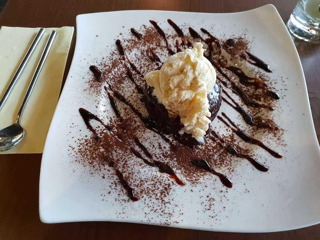 Blue Zenzer Cafe Bar Restaurant - cafe    Photo 7 of 10   Address: Playgolf London, 280 Watford Rd, Harrow HA1 3TZ, UK   Phone: 020 3226 1195