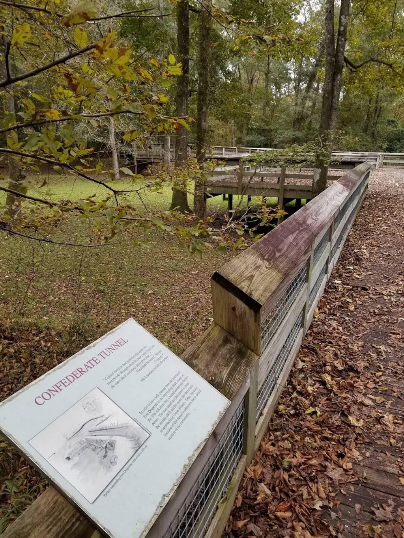 Port Hudson National Cemetery - museum  | Photo 7 of 7 | Address: 236 US-61, Jackson, LA 70748, USA | Phone: (225) 654-3775